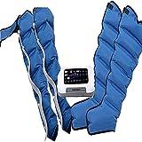 Máquina de ajuste del dispositivo de masaje de la pata de la compresión de aire, para el alivio de la relajación del brazo, el masajeador de piernas para la circulación y la relajación, se usa para
