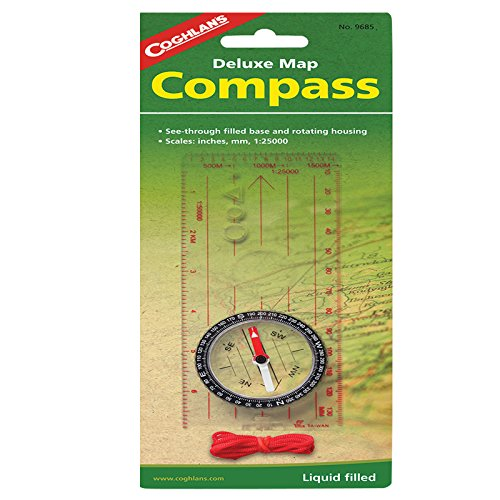 Map Compass by Coghlan's