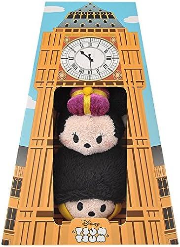 Disney Store jpan, stuffed Mickey & Minnie London set, TSUM TSUM plush