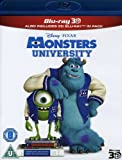 Monsters University 3D [Reino Unido] [Blu-ray]