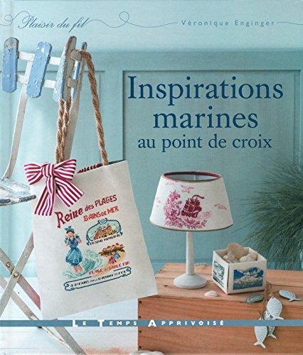 Inspirations marines au point de croix (Plaisir du fil)