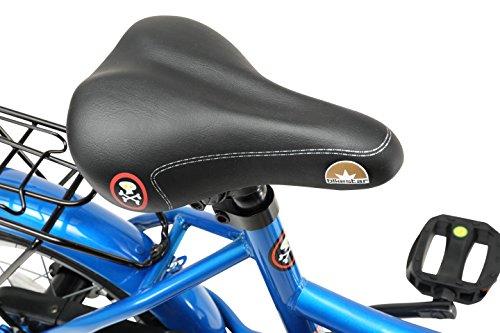 BIKESTAR Kinderfahrrad für Mädchen und Jungen ab 3-4 Jahre | 12 Zoll Kinderrad Classic | Fahrrad für Kinder Blau - 4