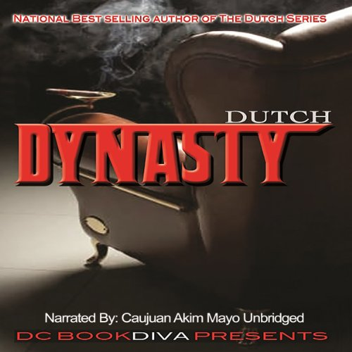 Dynasty audiobook cover art