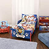 Paw Patrol 3 Piece Toddler Bedding Set Comforter Fitted Sheet & Pillowcase