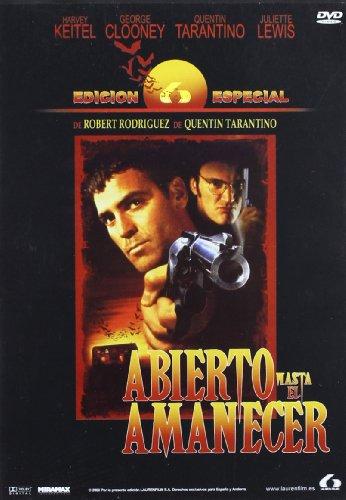 Abierto Hasta El Amanecer (Ed.Esp.) [DVD]