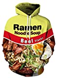 Azuki Beef Ramen Hoodie Good and Birthday Gift-Size S