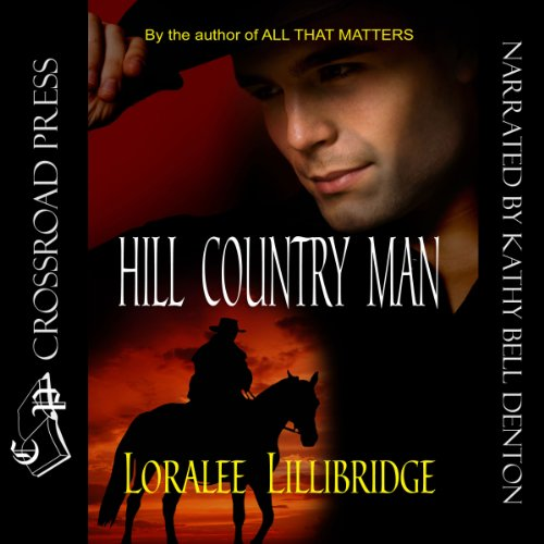 Hill Country Man audiobook cover art