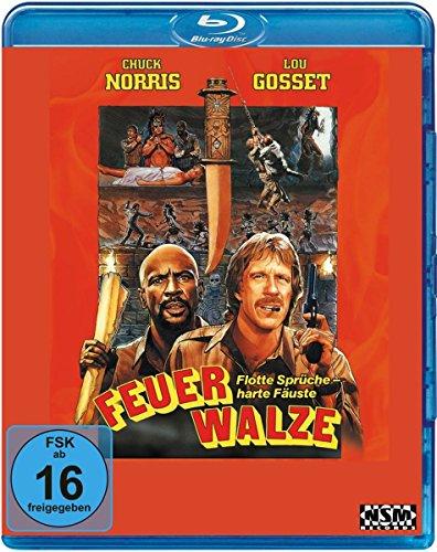 Feuerwalze - ungeschnitten [Blu-ray]