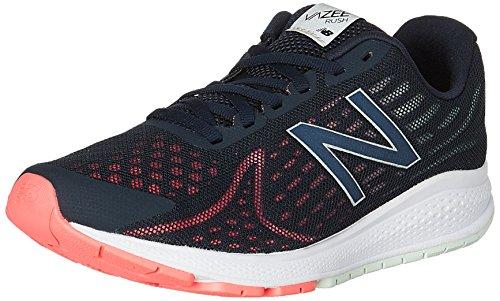 New Balance Vazee Rush V2 - Zapatillas de running Mujer, Negro, EU 39