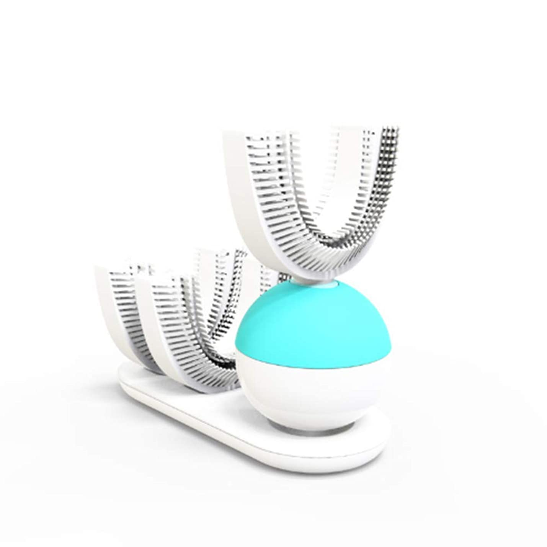 病気殺人体操選手U字型電動歯ブラシ、360度超音波歯磨き粉、怠惰な電動歯ブラシ