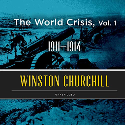 The World Crisis, Vol. 1 cover art