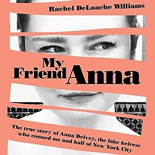 My Friend Anna cover art