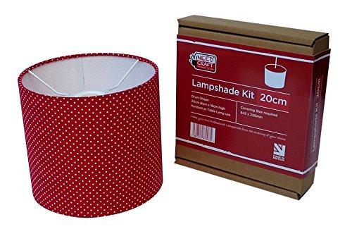 Bausatz Lampenschirm Durchmesser 20cm