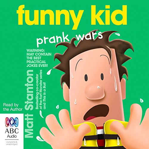 Funny Kid Prank Wars cover art