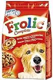 Frolic Pienso para Perros Adultos Sabor Buey (4kg)