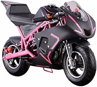 50cc quad bike pink