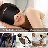Zoom IMG-1 mascherina per dormire gritin occhi