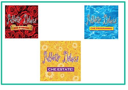 Offerta Speciale 3 Cd Affatto Deluse, Che Strenna, Che Programma e Che Estate!, brani presentati a Non è la Rai