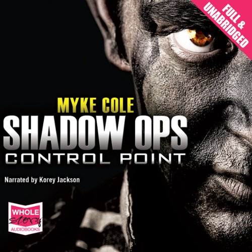 Shadow Ops: Control Point cover art
