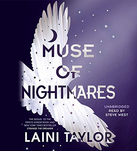 Muse of Nightmares Audiobook By Laini Taylor cover art