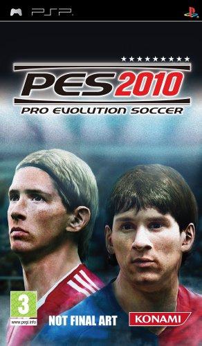 Pro Evolution Soccer 2010 (PSP) [Importación inglesa]