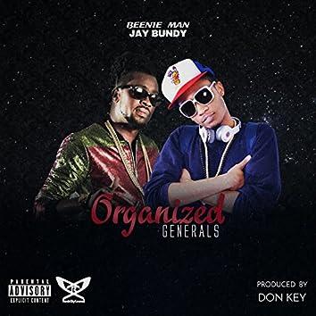 Organized Generals