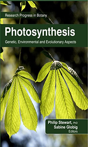 Photosynthesis: Genetic, Environmental and Evolutionary Aspects (Research Progress in Botany) (English Edition)