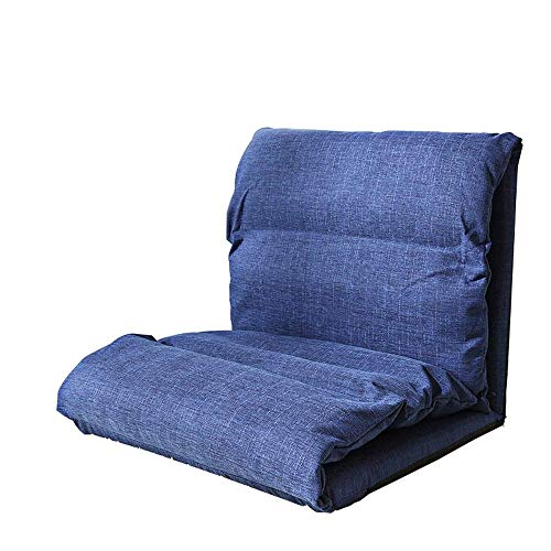 ZYSWP NSEMDJEKU Fold Down Chair Flip Out Lounger Convertible Sleeper Bed Couch Dorm