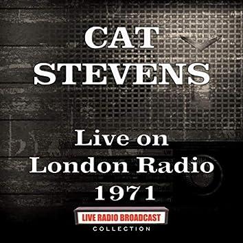 Live on London Radio 1971 (Live)