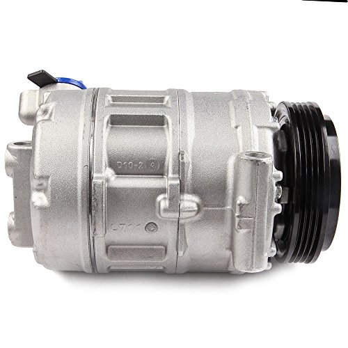 SCITOO Compatible with CO 11250C AC Compressor 2004-2006 for B-MW 760i 6.0L 2004 2005 545i 645Ci 4.4L 2006-2010 550i 4.8L
