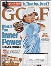 Golf Magazine (May 2010) (Unleash Your Inner Power by Rickie Fowler)