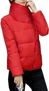 GAGA Womens Wet Look Cropped Jackets Coat Ladies Padded Bomber Bubble Puffer Short Jacket