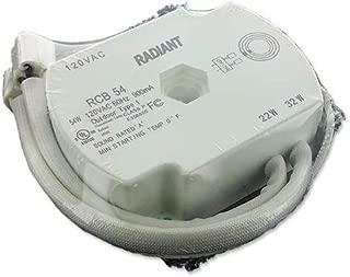 Radiant RCB54 FC8T9(22w) & FC12T9(32w) circline fluorescent lamp ballast