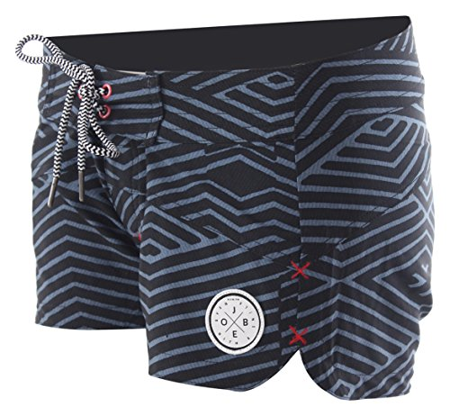 Jobe Damen Boardshorts, Schwarz, XL