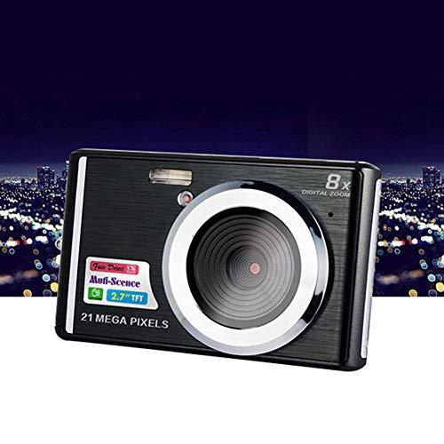 Digitalkameras, tragbare 2,4-Zoll-LCD-Display Digitalkamera Shake Portable Zoom HD Mini-Digitalkameras für Familie, Freunde, Schule, Studenten, Urlaub