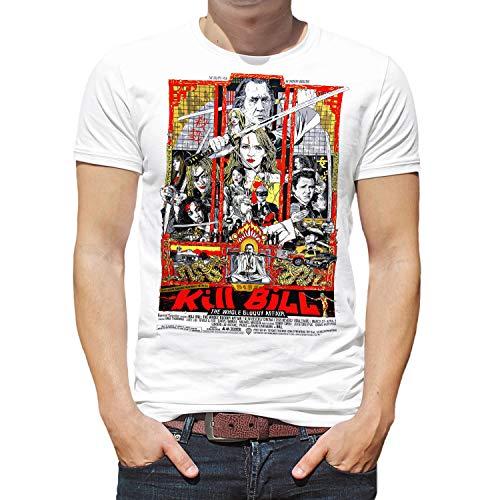 Camiseta Hombre Cine Kill Bill, UMA...