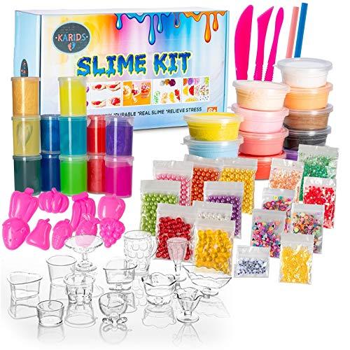 Karids Slime Kit Slimes Reales