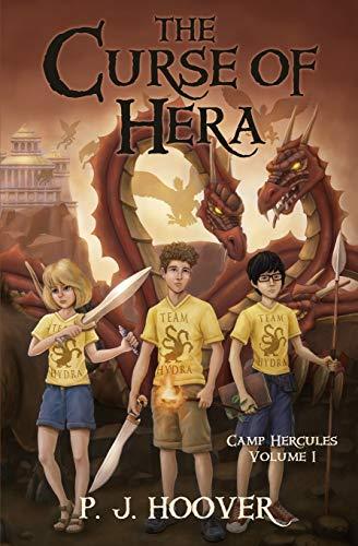 The Curse of Hera (Camp Hercules)