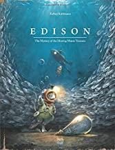 edison the mystery of the missing mouse treasure