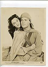 MOVIE PHOTO: MAGIC CARPET-JOHN AGAR-PATRICIA MEDINA-1951 VG/FN