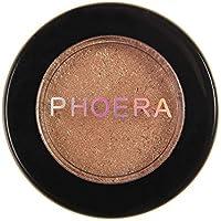 MORETIME sombra de ojos cosmética Shimmer Crema de Maquillaje con Color Cálido y Frío Glitter Shimmering Colors Eyeshadow Metallic Eye Cosmetic