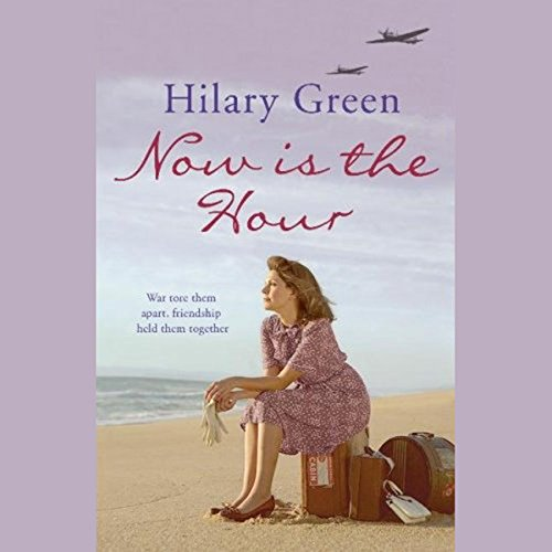 Now Is the Hour audiobook cover art
