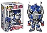 Funko - Figura con Cabeza móvil Optimus Prime, Transformers (PDF00003999)