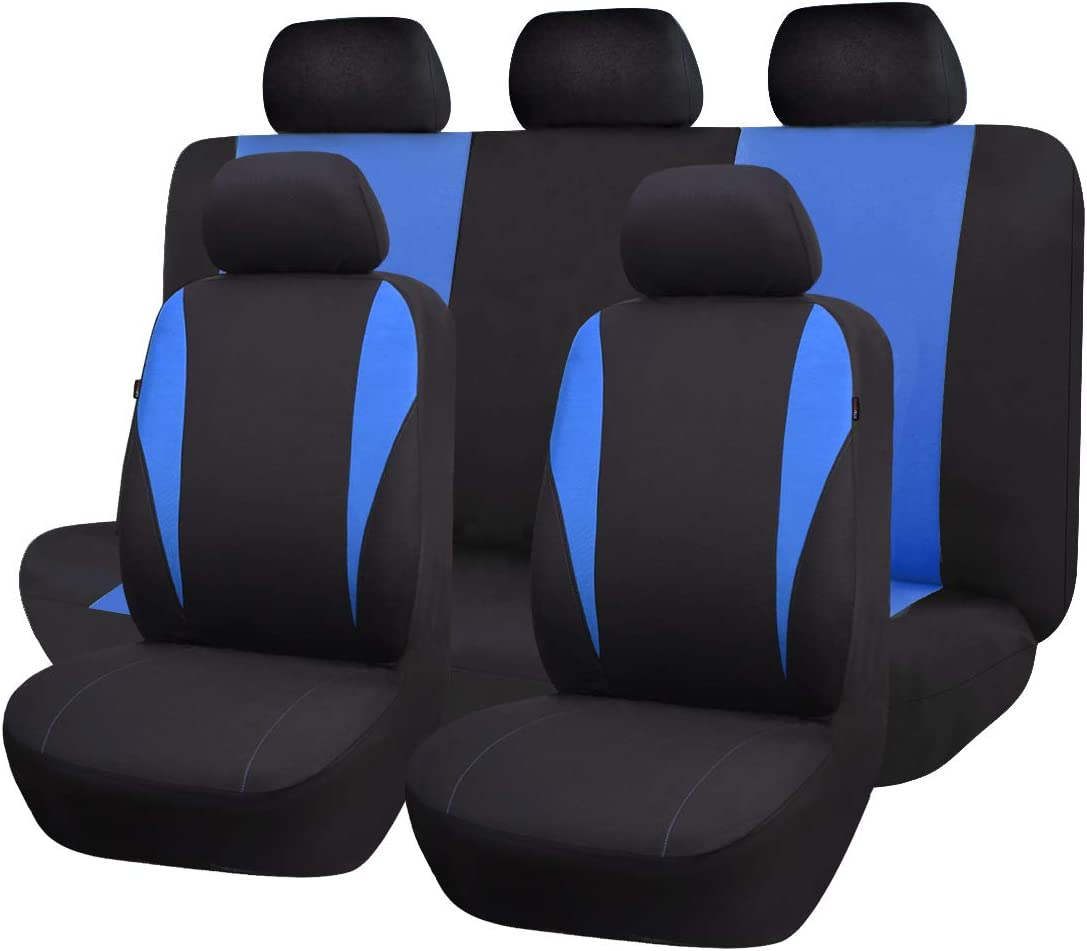 Flying Banner Car Max 46% OFF Seat Covers 9 PCS Front Bench P and Rear Seats At the price