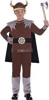 amscan Childs Viking Warrior Costume
