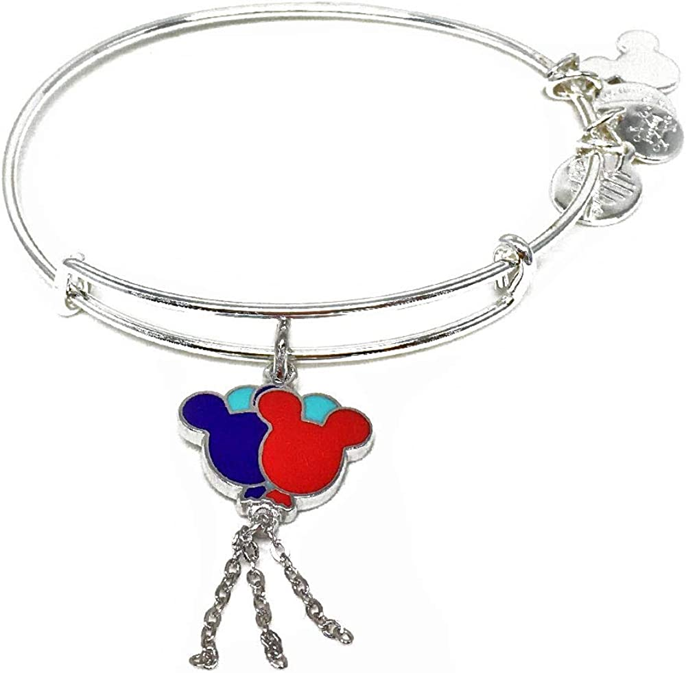 Max 40% OFF Alex and ANI Disney Ranking TOP19 Parks Mickey - Balloons Charm Bracelet Mouse