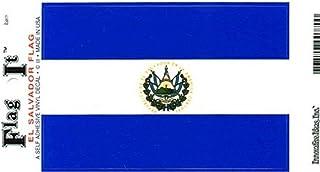 El Salvador 旗帜贴花适用于汽车、卡车或船只