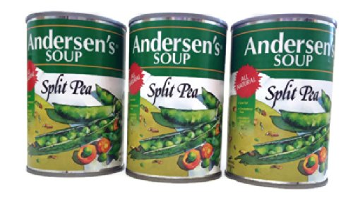Andersen's Split Pea Soup, 15-ounce (Pack of 3)