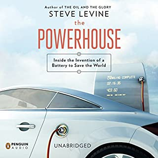 The Powerhouse audiobook cover art
