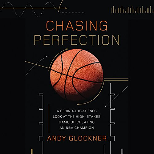 Chasing Perfection audiobook cover art